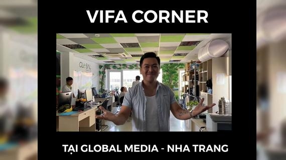 CLIP VIFA CORNER TẠI GLOBAL MEDIA